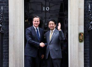5月1日は何の日【安倍晋三首相】英・キャメロン首相と会談