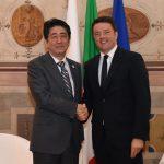 5月2日のできごと【安倍晋三首相】伊・レンツィ首相と会談