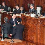 6月2日のできごと【衆院】菅内閣不信任決議案を否決