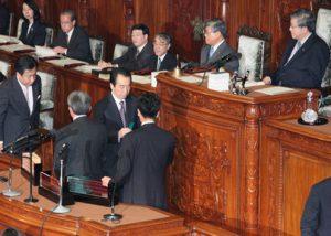 6月2日は何の日【衆院】菅内閣不信任決議案を否決