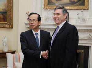 6月2日は何の日【福田康夫首相】英・ブラウン首相と会談