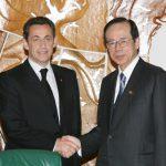 6月3日のできごと【福田康夫首相】仏・サルコジ大統領と会談