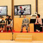6月3日のできごと【麻生太郎首相】ISS滞在中の若田光一宇宙飛行士と交信