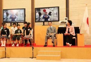 6月3日は何の日【麻生太郎首相】ISS滞在中の若田光一宇宙飛行士と交信
