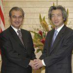 6月3日のできごと【小泉純一郎首相】マレーシア・アブドラ首相と会談