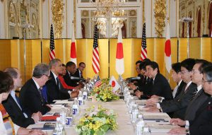 4月24日は何の日【安倍晋三首相】米・オバマ大統領と会談