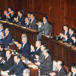 3月4日のできごと(何の日)【2008年度補正予算案】成立