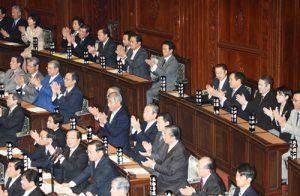 3月4日は何の日【2008年度補正予算案】成立