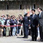 5月4日のできごと【安倍晋三首相】スペイン・ラホイ首相と会談