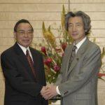 6月4日のできごと【小泉純一郎首相】ベトナム首相と会談