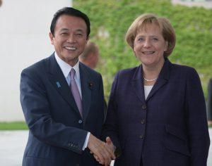 5月5日は何の日【麻生太郎首相】独・メルケル首相と会談