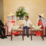 6月5日のできごと【麻生太郎首相】梅娘表敬に「お酌がいるな」
