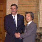 6月5日のできごと【小泉純一郎首相】メキシコ大統領と会談