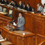 6月2日のできごと【安倍晋三首相】北朝鮮制裁解除は特別委設置後