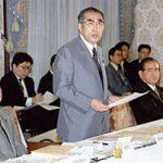 6月3日のできごと【小渕恵三首相】産業競争力会議に出席