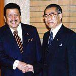 6月4日のできごと【小渕恵三首相】フィリピン・エストラダ大統領と会談
