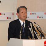 4月25日のできごと【民主党・小沢一郎代表】小泉政権の5年間を批判