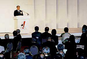 6月5日は何の日【小渕恵三首相】世界環境デー記念式典に出席