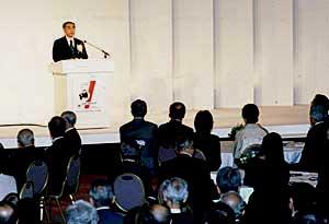 6月5日のできごと(何の日)【小渕恵三首相】世界環境デー記念式典に出席