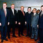 6月22日のできごと(何の日)【小渕恵三首相】北欧諸国首脳と会談