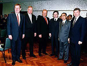 6月22日は何の日【小渕恵三首相】北欧諸国首脳と会談