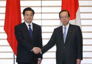 5月7日は何の日【福田康夫首相】中国・胡錦濤国家主席と会談