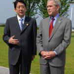 6月6日のできごと【安倍晋三首相】米・ブッシュ大統領と会談