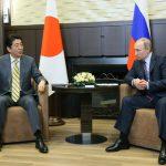 5月6日のできごと【安倍晋三首相】ロシア・プーチン大統領と会談