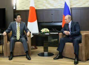 5月6日は何の日【安倍晋三首相】ロシア・プーチン大統領と会談