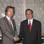 6月6日のできごと【小泉純一郎首相】ベトナム首相と会談