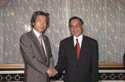 6月6日のできごと(何の日)【小泉純一郎首相】ベトナム首相と会談