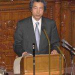 5月7日のできごと【小泉純一郎首相】所信表明演説