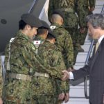 5月8日のできごと【小泉純一郎首相】陸自イラク派遣「無事の帰国祈る」