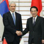 3月8日のできごと(何の日)【菅直人首相】セルビア共和国大統領と会談