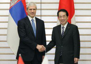 3月8日は何の日【菅直人首相】セルビア共和国大統領と会談