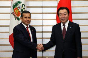 5月9日は何の日【野田佳彦首相】ペルー・ウマラ大統領と会談