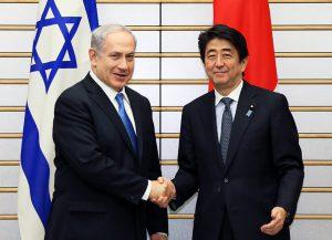 5月12日は何の日【安倍晋三首相】イスラエル・ネタニヤフ首相と会談