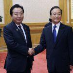 5月13日のできごと【野田佳彦首相】中国・温家宝首相と会談