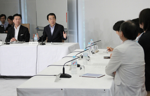 6月12日のできごと(何の日)【菅直人首相】「3日ほど拉致されて、大変いい経験をした」