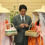 6月12日のできごと(何の日)【安倍晋三首相】梅干しを堪能