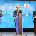 5月7日のできごと【安倍晋三首相】EU首脳と会談