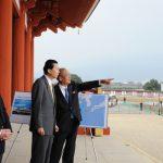 3月13日のできごと(何の日)【鳩山由紀夫首相】奈良県を訪問