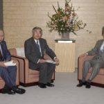 5月13日のできごと【小泉純一郎首相】産業再生機構社長と会談