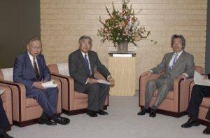 5月13日は何の日【小泉純一郎首相】産業再生機構社長と会談