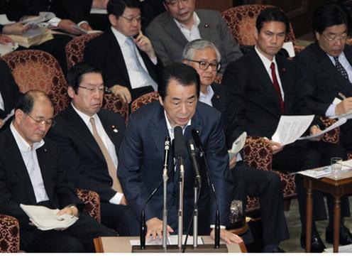 6月14日のできごと(何の日)【菅直人首相】電力全量買取り法案成立に意欲
