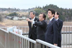 3月1日は何の日【安倍晋三首相】中間貯蔵予定地を視察