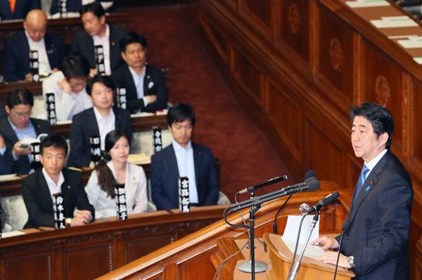 5月15日のできごと【安倍晋三首相】安保法案「丁寧に説明」