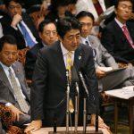 5月15日のできごと【安倍晋三首相】村山談話「全体として継承」