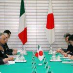 4月16日のできごと【安倍晋三首相】伊・プローディ首相と会談
