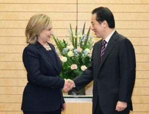4月17日は何の日【菅直人首相】米・クリントン国務長官と会談